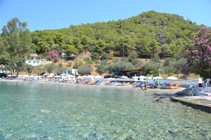 monastiri-beach-Poros-Greece-Taxi-Tsouris
